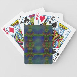 Baralhos Para Pôquer Guarda psicadélico