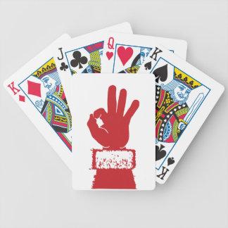 Baralhos Para Pôquer papai noel aprovado