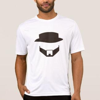 Barba & Chapéu - Original Camisetas