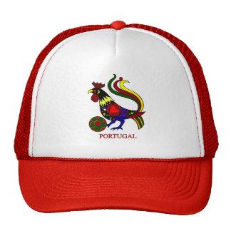"""Barcelos """"galo"""" jogador de futebol de Portugal Boné"""