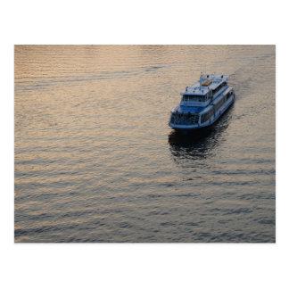 Barco só cartão postal