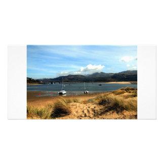 Barmouth Wales norte Cartão Com Foto