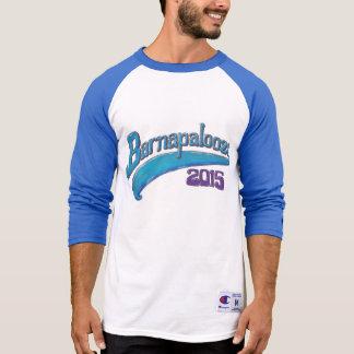 Barnapalooza oficial 2015 t-shirt