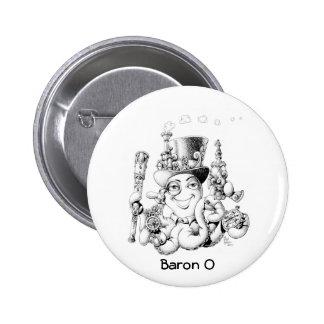 Baron O Botão Bóton Redondo 5.08cm