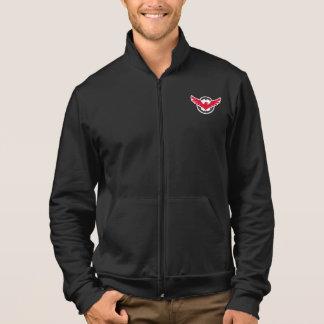 Basculador americano do falcão 250 do fecho de jaquetas estampadas
