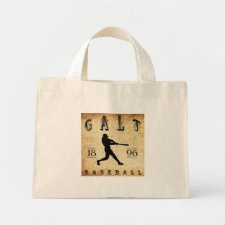 Basebol 1896 de Galt Ontário Canadá Bolsas De Lona