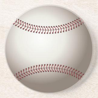 basebol (bola) porta copos de arenito