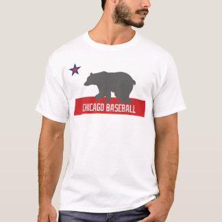 Basebol de Chicago Tshirt