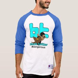 Basebol perigoso T de BT Camiseta