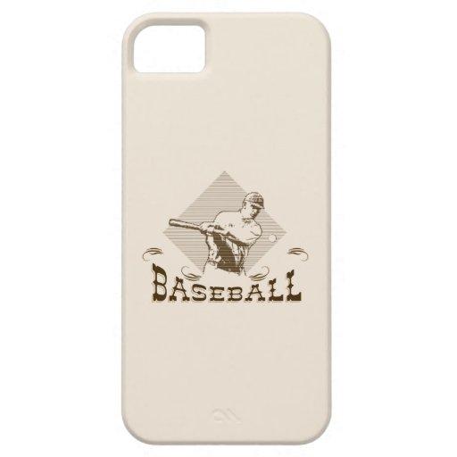 Basebol retro capa iPhone 5