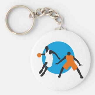 basketball chaveiro