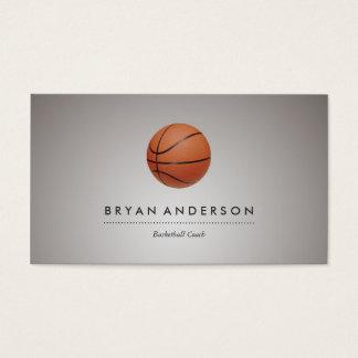 Basquetebol - cartão de assunto pessoal