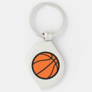basquetebol chaveiros