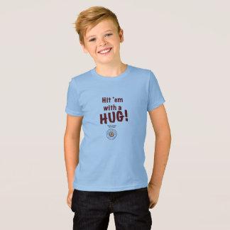 Bata-os com um ABRAÇO! T-shirt
