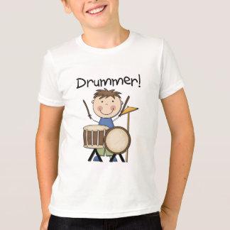 Baterista - camiseta e presentes masculinos