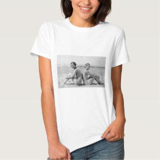 Bathers do vintage tshirt