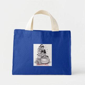 bathingbab, bebê geral bolsa tote mini