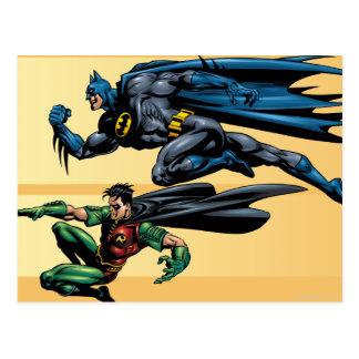 Batman Hyperdrive - 19B Cartão Postal