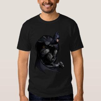 Batman que agacha-se t-shirts