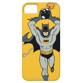 Batman que funciona com bomba capas para iPhone 5