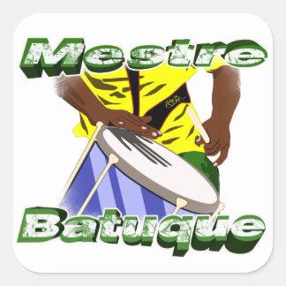 BBaC Shirt Mestre Batuc Samba Batucada Brasil