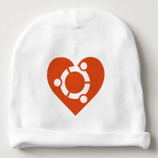 Beanie do bebê de Ubuntu Gorro Para Bebê