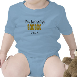 Bebê carnudo babador