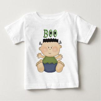 Bebé da VAIA do tema do Dia das Bruxas/t-shirt do T-shirts