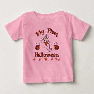 Bebê do Dia das Bruxas Camiseta