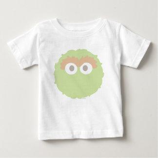 Bebê grande Oscar da cara o Grouch Tshirt