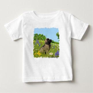 Bebê Ludwig o t-shirt do filhote de cachorro de