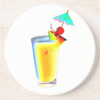 Bebidas do guarda-chuva do cocktail porta copo para bebidas