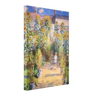 Belas artes de Monet Impressão Em Tela