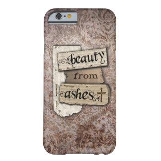 Beleza da sucata cristã do damasco das cinzas capa barely there para iPhone 6
