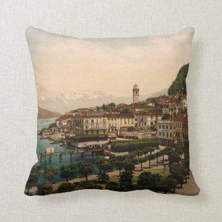 Bellagio II, lago Como, Lombardy, Italia Travesseiros De Decoração