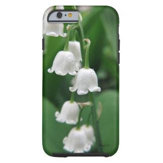 Belles da capa de telefone botânica do primavera