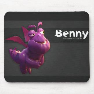 Benny - vôo mouse pad