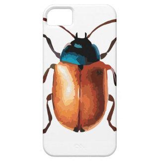 Besouro azul iPhone 5 capa