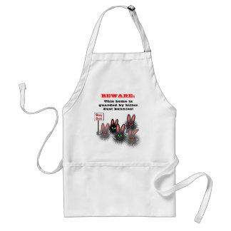 BEWARE: Avental dos coelhos da poeira do assassino