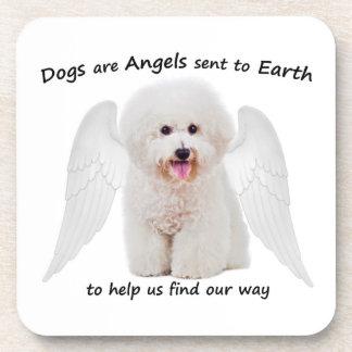 Bichons é grupo da porta copos dos anjos