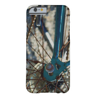 Bicicleta azul capa barely there para iPhone 6