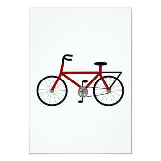 Bicicleta Convite 8.89 X 12.7cm