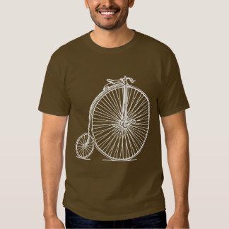 bicicleta retro t-shirts