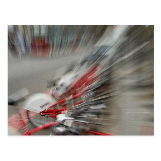 Bicicletas Cartão Postal