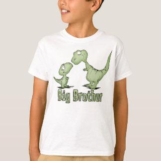 Big brother dos dinossauros camiseta