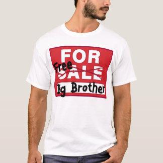 Big brother para camisetas engraçadas da venda
