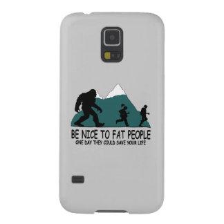 Bigfoot engraçado capinha galaxy s5