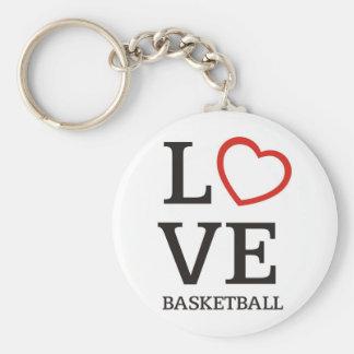 bigLOVE-basketball. Chaveiro