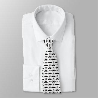 Bigode do preto do pai #1 - número um gravata