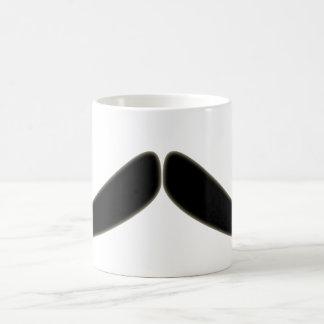 Bigode moustache mustache caneca de café